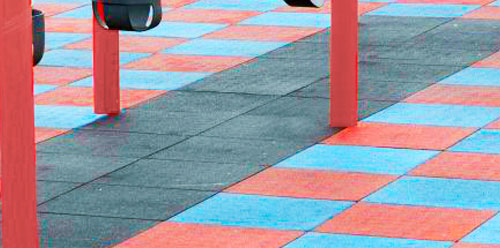 Rubber Matting for Playgrounds